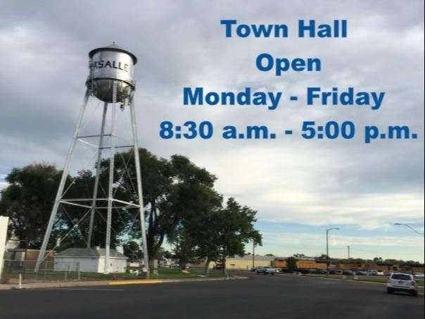 Town Hall Open Slide Show